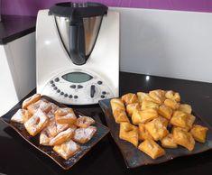 """Recette beignets de carnaval """"oreillettes"""" par droopy1476 - recette de la catégorie Desserts & Confiseries"""