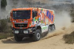 MAN Rally Dakar