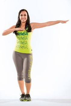 Zumba-Steps: Merengue-Moves
