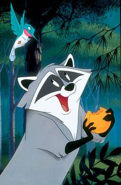 Let's be real, Meeko was the best character in Pocahontas #spiritanimal || Disney Princesses