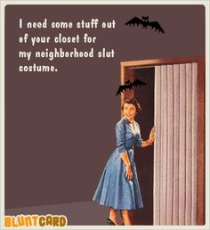halloween sarcastic images | ... pictures sarcastic ecards mean e cards snarky postcards ironic retro