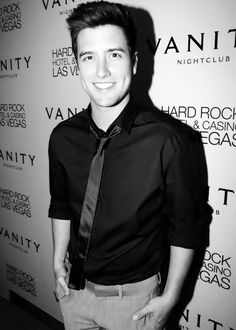 Hello Logan Henderson. Apparently I'm  now a cougar.