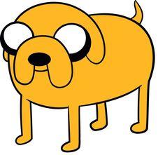 Adventure Time Jake www.t-booth.net http://www.cartoonnetwork.com/tv_shows/adventuretime/index.html