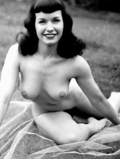 Bettie Page lV - Nudes
