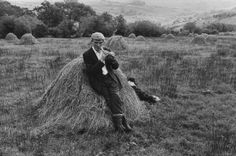 Pat Phildy plays his penny whistle in a field in Tawnylea, County Leitrim, Ireland, circa Get premium, high resolution news photos at Getty Images Old Photos, Ireland, Irish, Old Things, Songs, History, Couple Photos, Folklore, Plays