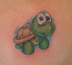 cute+box+turtle+tattoos | turtle tattoo picture at checkoutmyinkcom