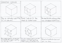 How to draw isometric circles by ~turnbuckle