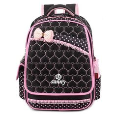16.64$  Watch here - http://alijbl.shopchina.info/1/go.php?t=32798017282 - School Bag Nylon Children School Backpack Princess Kindergarten Girl Backpack 16.64$ #buychinaproducts