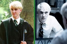 What % Draco Malfoy Are You? I'm 82%