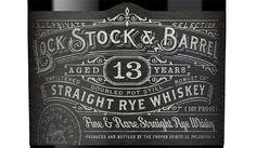Lock, Stock & Barrel by Stranger & Stranger.