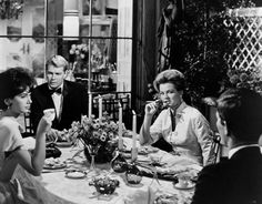Still of Angie Dickinson, Troy Donahue and Suzanne Pleshette in Rome Adventure…