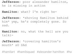 That's so Jefferson