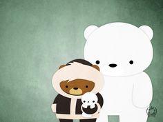 eskimo creatures!
