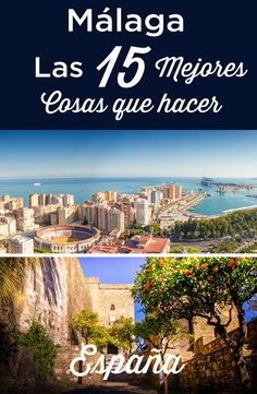 The 15 Best things to do in Malaga (Spain - Andalucia). How to visit Malaga in 3 or 4 days, all points of interest and must-see attractions of the city + Where to stay + my best tips. Discover the best places to visit in Malaga now! Cool Places To Visit, Places To Go, Tourist Map, Spain And Portugal, Menorca, Vacation Places, Spain Travel, Day Tours, Travel Inspiration
