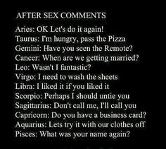 Read your sign for sex !, Astrology , funny, humor, lol, pictures, sex, adult humor