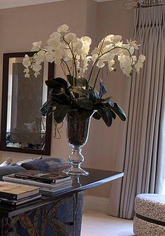 artificial silk flower arrangements, artificial trees - RTfact, Claygate, Surrey