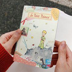 Notebooks : Notebook Principezinho