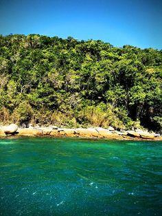 Praia do Abraãozinho - Ilha Grande, Angra dos Reis (RJ), Brazil