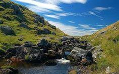 Dartmoor, Devon-England