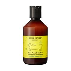 Get your dog into a luxurious lather with this natural, Revitalising 'Pure Paws' Organic Dog Conditioner from Pure Light Botanics. Natural Dog Shampoo, Organic Shampoo, Puppy Shampoo, Itchy Dog, Dog Spa, Coconut Oil For Dogs, Cedarwood Essential Oil, Dog Wash, Dog Accessories