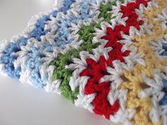 Vintage Crochet Ripple