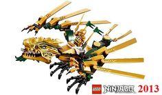 2013 LEGO Ninjago Sets