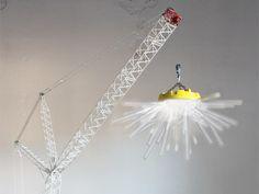 Milan 2012 Preview: Crane Light by Charlie Davidson