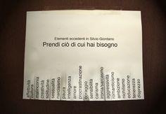 12 Elementi   Silvio Giordano 2013