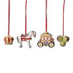 Villeroy & Boch, 'Nostalgic Ornaments' Ornamente Märchen 4er Set