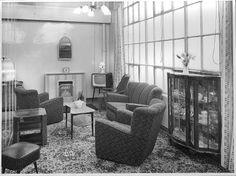 Nostalgia: Latest Nostalgia pieces from Teesside Live Furniture, Room, House, Interior, Family Room, Home, 1950s Living Room, Christmas Tv Specials, Vintage Interiors