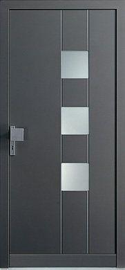Puerta de aluminio Smart S01                                                                                                                                                                                 Más