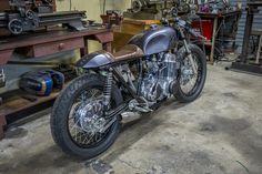 20 Best Custom Cafe images in 2015   Classic motorcycle, Custom