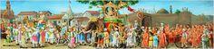 Savari of Shri. Swaminarayan Bhagwan