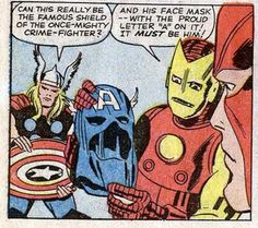The Avengers (created by Stan Lee and Jack Kirby; debuted 1963 in The Avengers #1 by Marvel Comics)