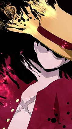 Luffy One Piece Mobile Wallpaper