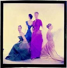 """Rejected for """"Vogue"""" publication and almost lost forever, this 1954 Clifford Coffin photo was clearly ahead of its time."""