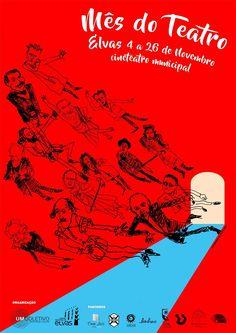 Elvas: Mês do Teatro com 11 peças para um público diversificado   Portal Elvasnews