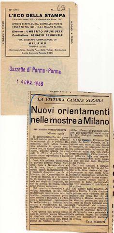 1963 Giornale Gazzetta di Parma, Parma