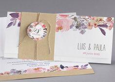 Invitaciones de boda 2017. ¡Toma nota e invita con mucho estilo! – Portal de Bodas Zankyou   España
