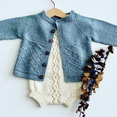Ravelry: Spring pattern by Benja Kirk Baby Knitting Patterns, Baby Sweater Patterns, Baby Cardigan Knitting Pattern, Baby Girl Patterns, Knitting For Kids, Easy Knitting, Baby Pullover Muster, Crochet Baby, Knit Crochet