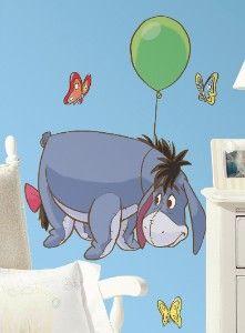 Wandsticker XL Eeyore, Winnie the Pooh 30