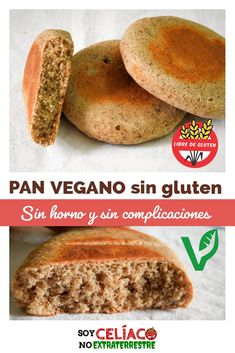Veggie Recipes, Gluten Free Recipes, Cooking Recipes, Pan Sin Gluten, Veggies, Favorite Recipes, Bread, Ethnic Recipes, Churros