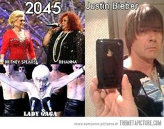 In the year 2045…