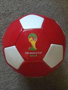 OFFICIAL COCA-COLA ( COKE ) BRAZIL 2014 WORLD CUP FOOTBALL ** RARE **  | eBay
