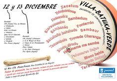 Gente de Villaverde: Encuentro de Batukadas Villa-Batuka-Verde'15 Madrid, Events, Green