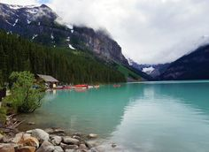 Lake Louise, beauté dans les Rocheuses #monPVTcanadien