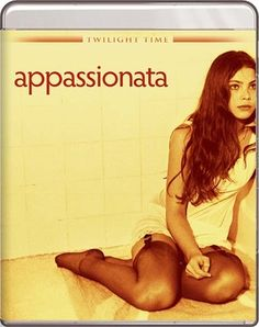 Appassionata - Blu-Ray (Twilight Time Ltd. Region A) Release Date May 10, 2016 (Screen Archives Entertainment U.S.)