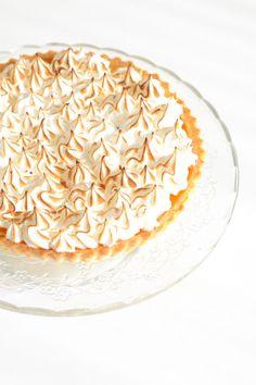 Lemon Meringue Tart   A Dutchie Baking