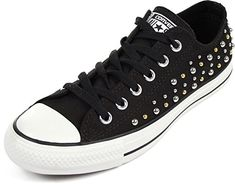 Converse Chuck Taylor All Star Ox  Studs Sneaker Oxheart  Womens  6 >>> Check this awesome product by going to the link at the image.