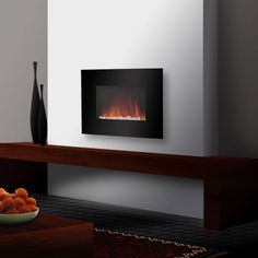 Frigidaire Griffon Wall Or Free Standing Electric Fireplace